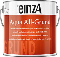 einZa Aqua All Grund - WIT - 0,75 liter