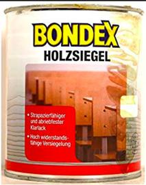 Bondex blanke lak