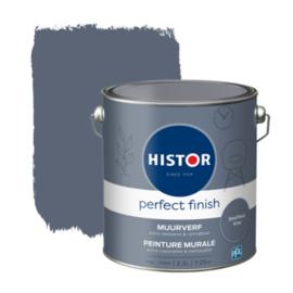 Histor Perfect Finish Muurverf Mat - Sheffield Gray - 2,5 liter