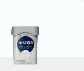 Histor Perfect Finish Zijdeglans  Hoornwit 6763 - 0,75 liter
