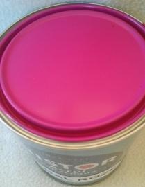 KNAL ROZE - Hoogglans 1 liter - HISTOR Acryl - kras en slijtvast