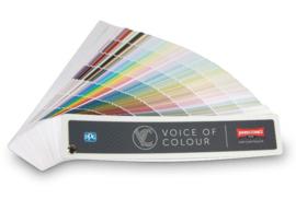 voice of colour kleuren waaier