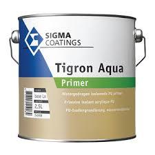 Sigma Tigron Aqua Primer - WIT - 1  liter