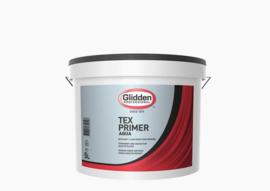Glidden Tex Primer Aqua - wit - 5 liter