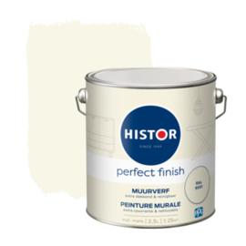 Histor Perfect Finish Muurverf Mat - RAL 9001 - 2,5 liter