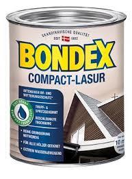 BONDEX Compact lasur - Nussbaum 731 - 2,5 liter