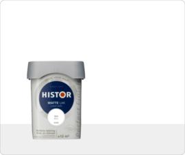 Histor Perfect Finish Mat  Wit 6400 - 0,75 liter