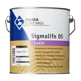 SIGMALIFE DS Satin - LICHT EIKEN - 2, 5 liter