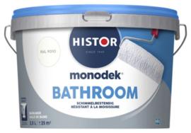 Histor Monodek Bathroom - WIT - 2,5 liter
