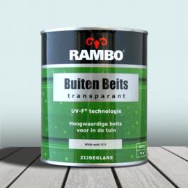 RAMBO Buitenbeits Dekkend - White wash 1211 - 0,75 liter