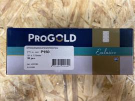 ProGold stroken P 150 - 50 stuks