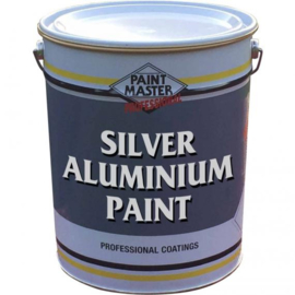 Paintmaster  Aluminium Paint - zilver - 20 liter