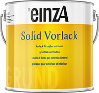 einzA Solid Vorlack - Alle kleuren - 1 Liter - Grondlak