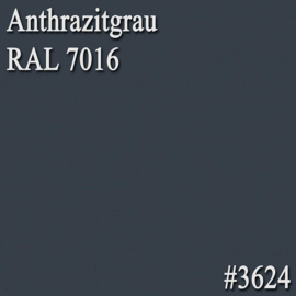 TUINBEITS kleur RAL 7016 ANTRACIET GRIJS - 2,5 liter