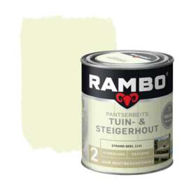 Rambo / Bondex Tuin & Steigerhout Vintage Strandgeel 1141 - 750 ml