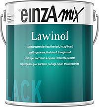 einzA Lawinol Machinelak Hoogglans - Alle kleuren leverbaar - 1 liter
