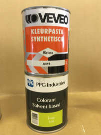 SIGMA Colorant A43 - Lime - PPG Colorant AYG - 1 liter