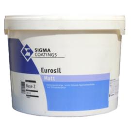 Sigma Eurosil Matt - 12,5 liter - Buitenmuurverf
