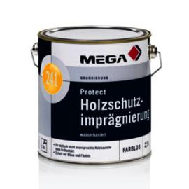 Mega 241 Protect Holzschutzimprägnierung - 2,5 Liter