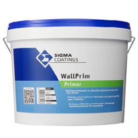 Sigma Wallprim - Primer - WIT - 2,5 liter