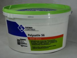 Sigma Polysatin SG - WIT - 12,5 liter