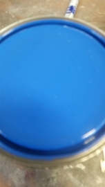 KNAL BLAUW - 1 liter Acryl Satin