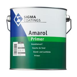 Sigma Amarol Primer - WIT - 1 liter