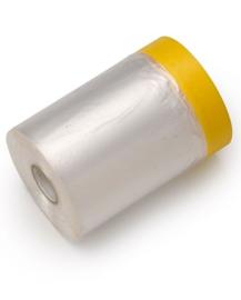 ProGOLD Masking tape geel met folie - 55 cm * 33 mtr