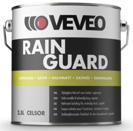 Veveo Rain Guard Zijdeglans - Wit - 2,5 liter