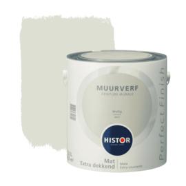 Histor Perfect Finish Muurverf Mat - Wollig 6913 - 2,5 Liter