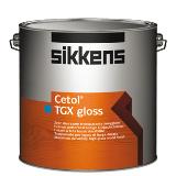 Sikkens Cetol TGX Gloss  - 1 Liter - Kleurloos of andere houtkleuren