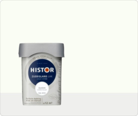 Histor Perfect Finish Zijdeglans - Zonlicht Ral 9010 - 0,75 liter