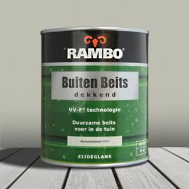 RAMBO Buitenbeits Dekkend - Monumentenwit 1111 - 0,75 liter