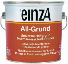 einzA - All Grund - 0.75 liter - WIT