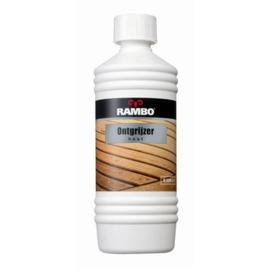 Rambo Ontgrijzer Hout - Blank - 0,5 liter