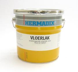 Hermadix Vloerlak - Wit - 0,75 liter