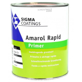Sigma Amarol Rapid Primer - Wit - 2,5 liter