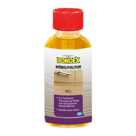 Bondex Meubelwas - hell - 250 ml