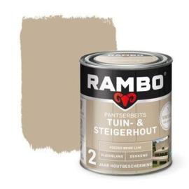 Rambo / Bondex Tuin & Steigerhout - Poeder beige 1146 - 750 ml