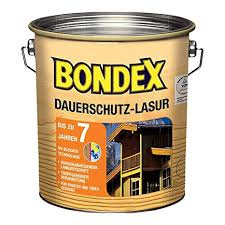BONDEX Dauerschutz-lasur - Oregon Pine 728 - 4 liter