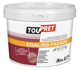 Toupret Egaliss facade -  4l