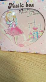 Little Princess music box