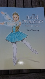 Ballet Princess Paper Doll