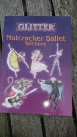 Dover Glitter Nutcracker Ballet Stickers