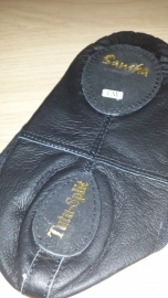 Demi Point tutu Split no 5 mt 38 Zwart leather Sansha