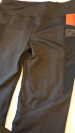 Paneled legging