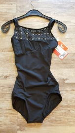 Diamond Halter leotard BLK MC812W-BLKS CapezioSophistication at it best!
