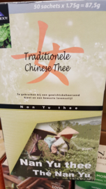 Traditionele Chinese Thee Nan Yu Thee