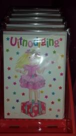 My Style Princess Uitnodingskaarten