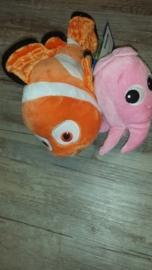 Pluche Disney Nemo muziekdoos